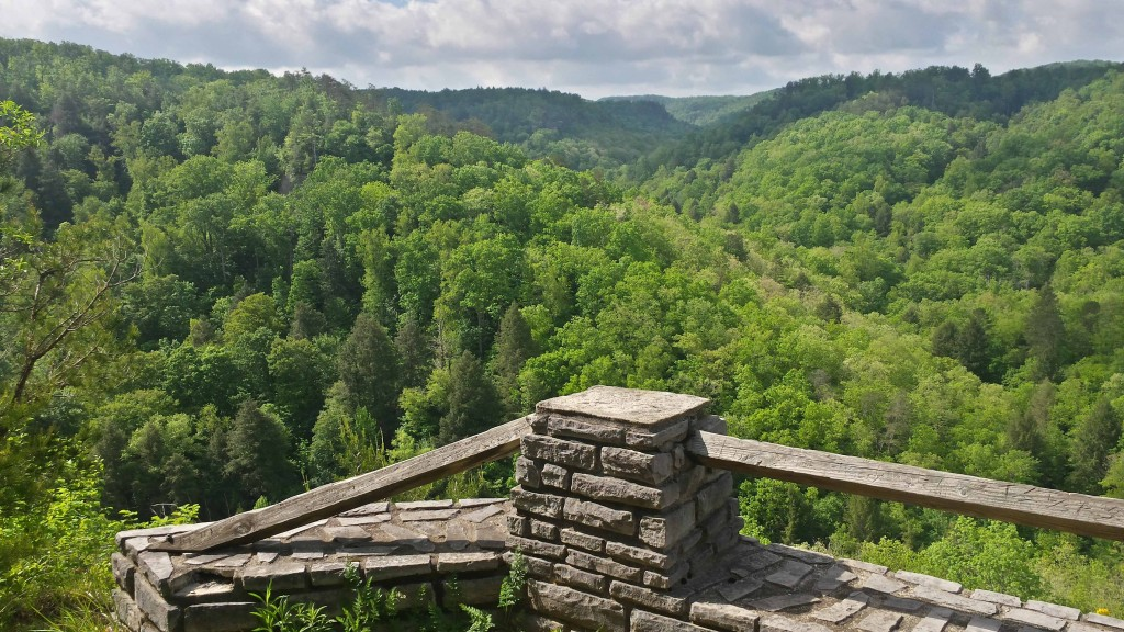 Beaver Creek Overlook Another Angle 5-12-15