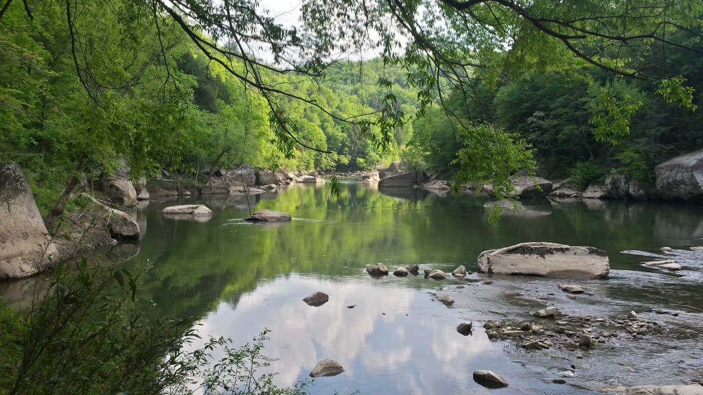 Cumberland River 5-9-15
