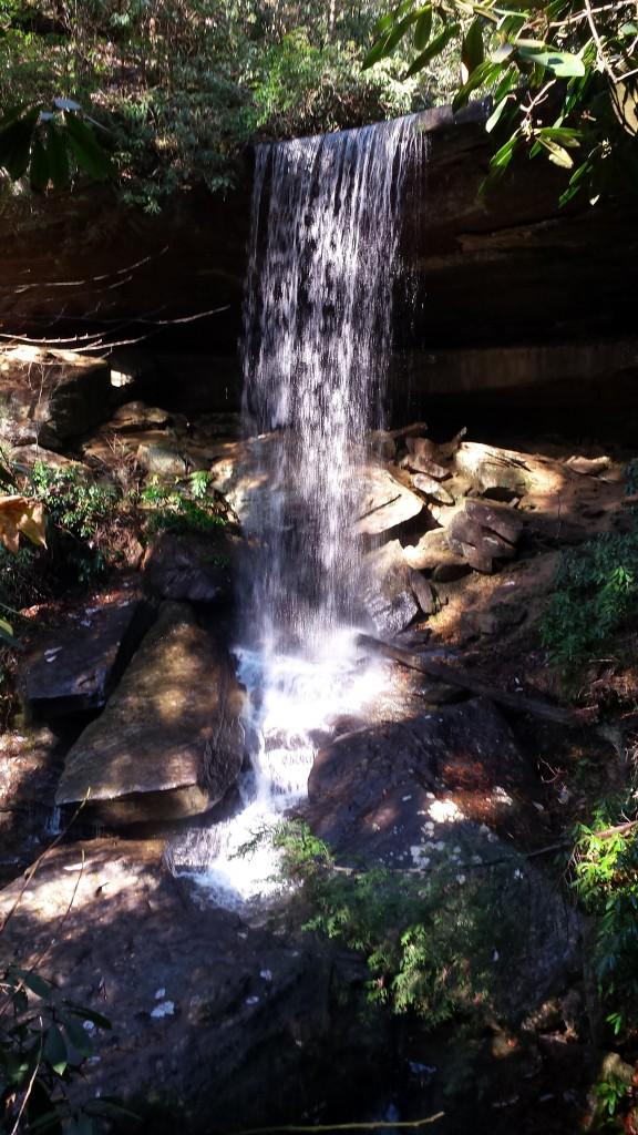 Vanhook Falls