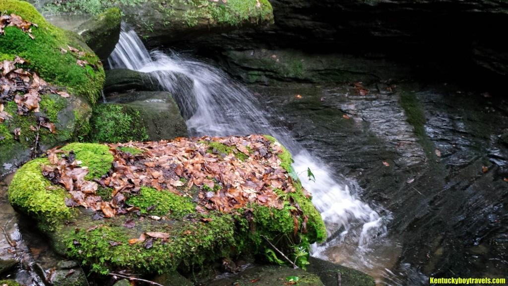 Rock Creek Falls #4 on 1/10/16