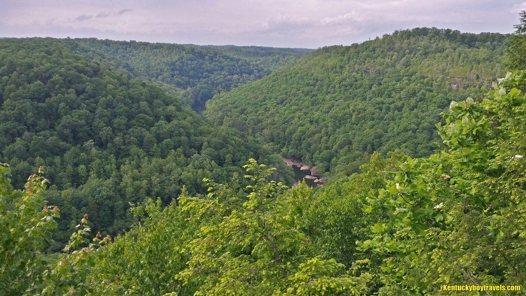 Bear Creek Overlook 5/25/15