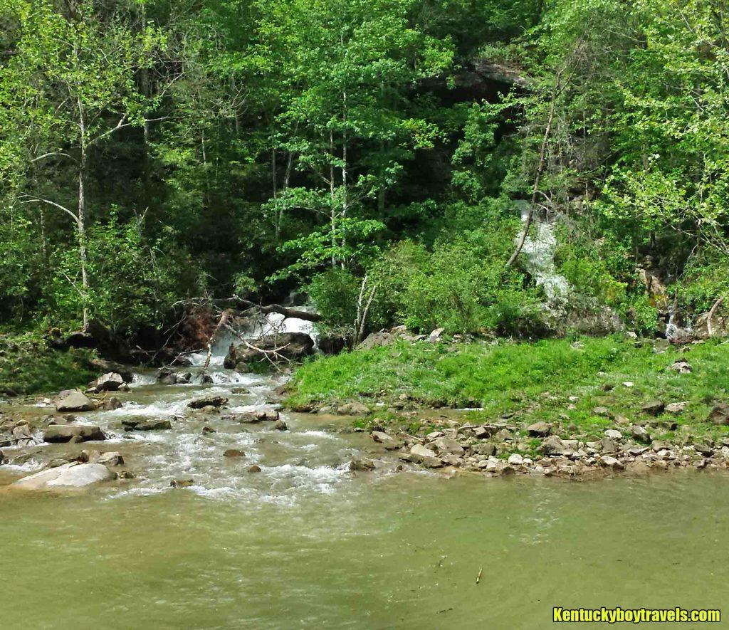 Laurel River Falls #1 on 5-1-16