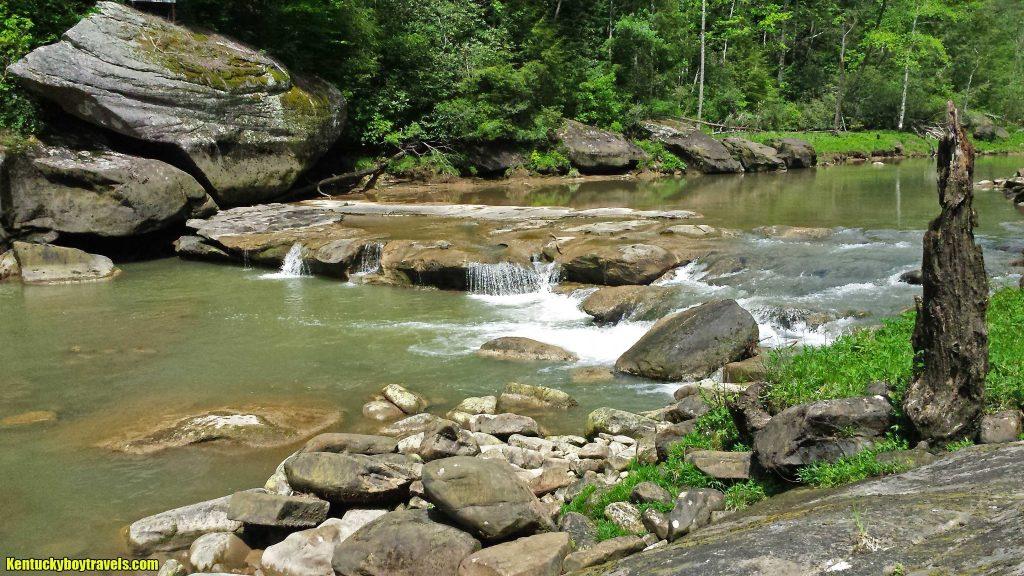 Laurel River Falls #2 on 5-1-16