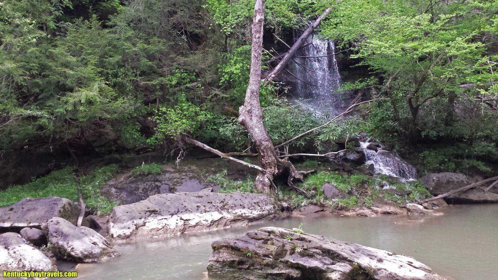 Laurel River Falls #3 on 5-1-16