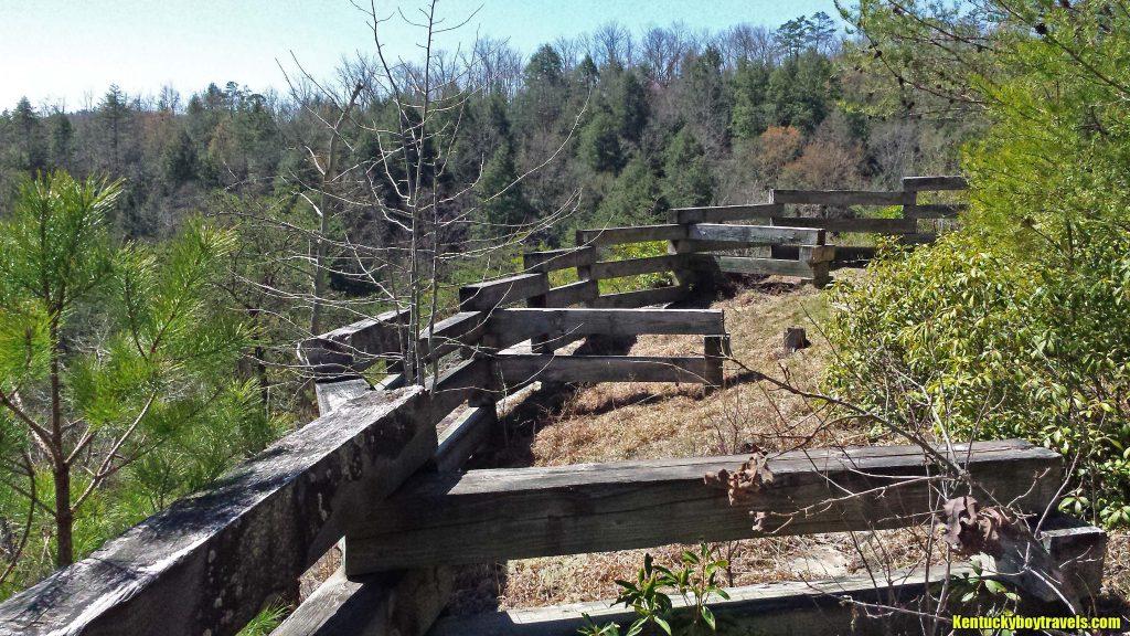 Laurel River Overlook #2 on 4-3-16
