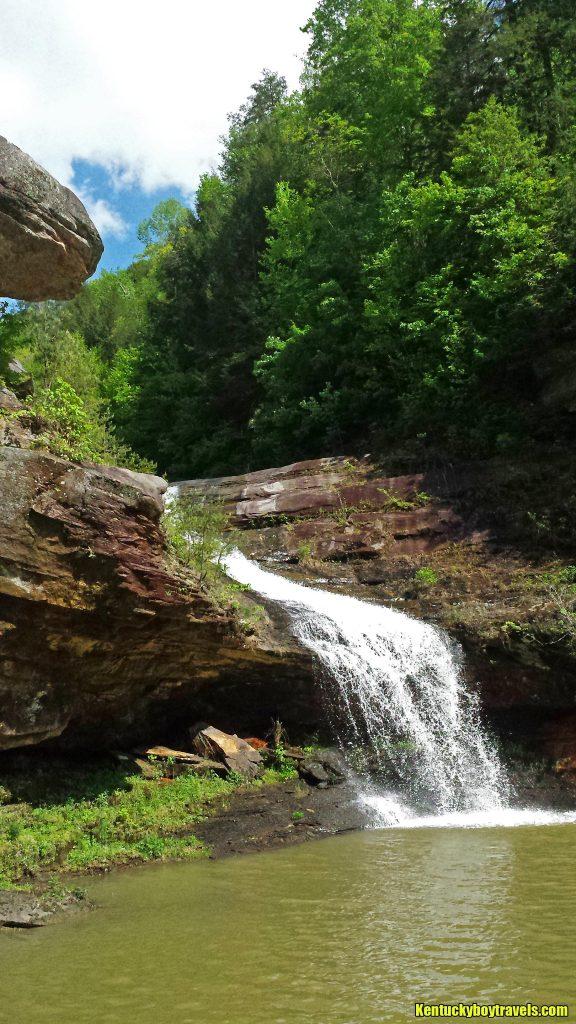 Spillway Falls 5-1-16