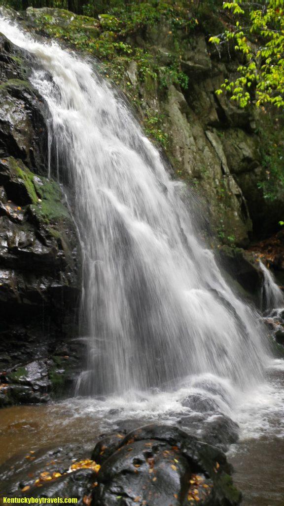 Spruce Flats Falls 10/10/16