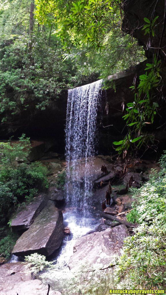 Vanhook Falls 7/9/16