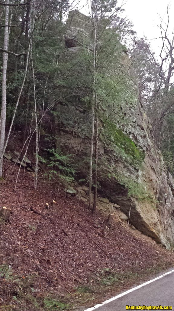 Hidden Falls Rock 2/1/16