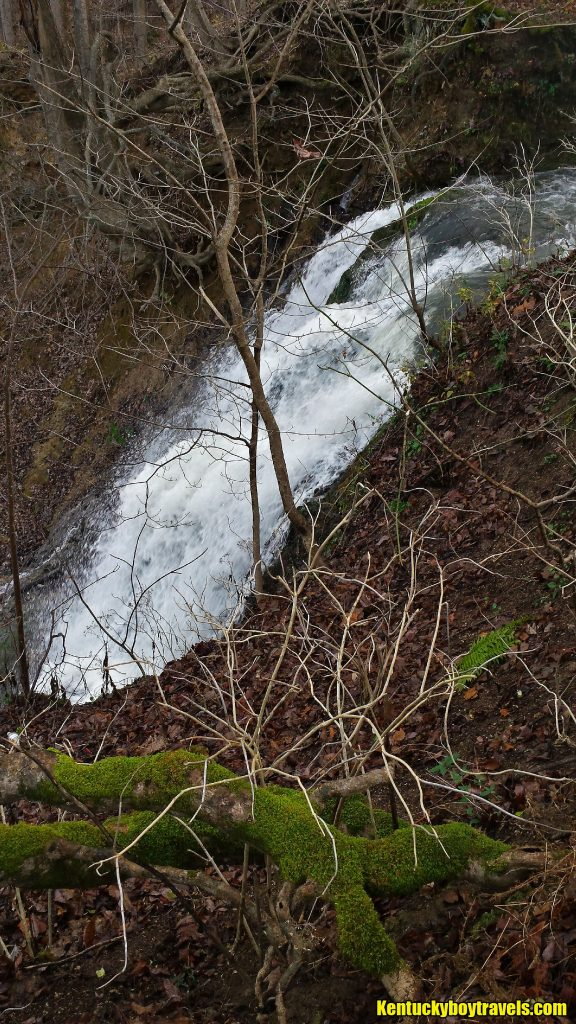 Mill Springs Mill Falls East 12/3/15