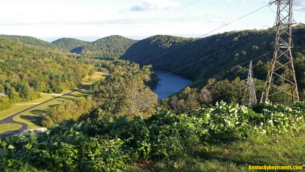 The Clinch River below Norris Dam 10/8/16