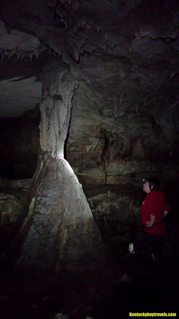 delania-standing-next-to-a-column-inside-farmers-overlook-cave-11-12-16