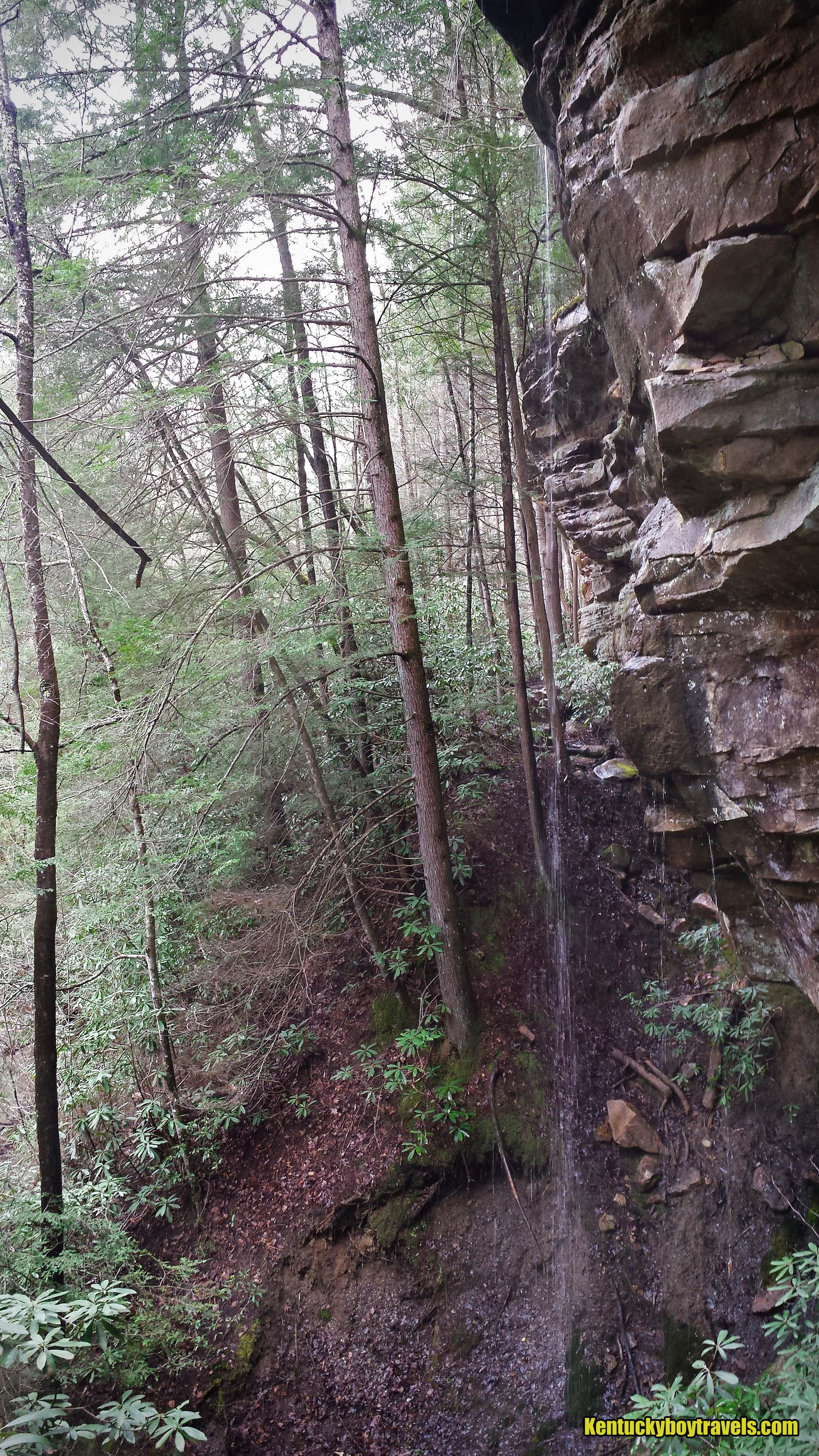 McCammon Tributary Falls #2