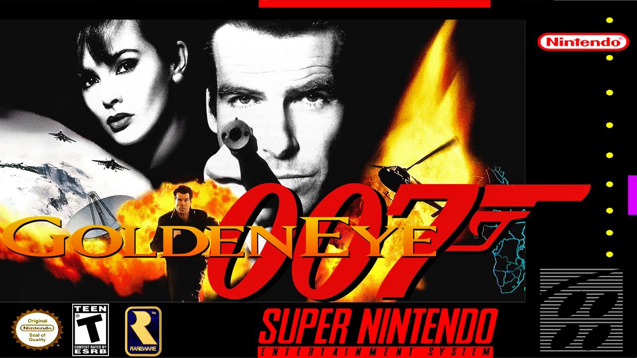 Image Result For Goldeneye Movie Review